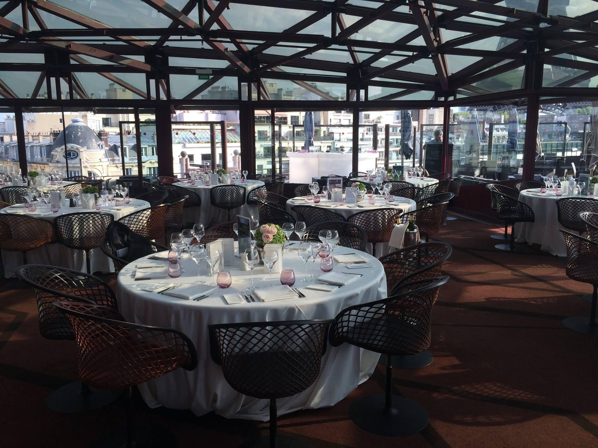 Rooftop - Les Ombres - Paris - Toi Toi Mon Toit