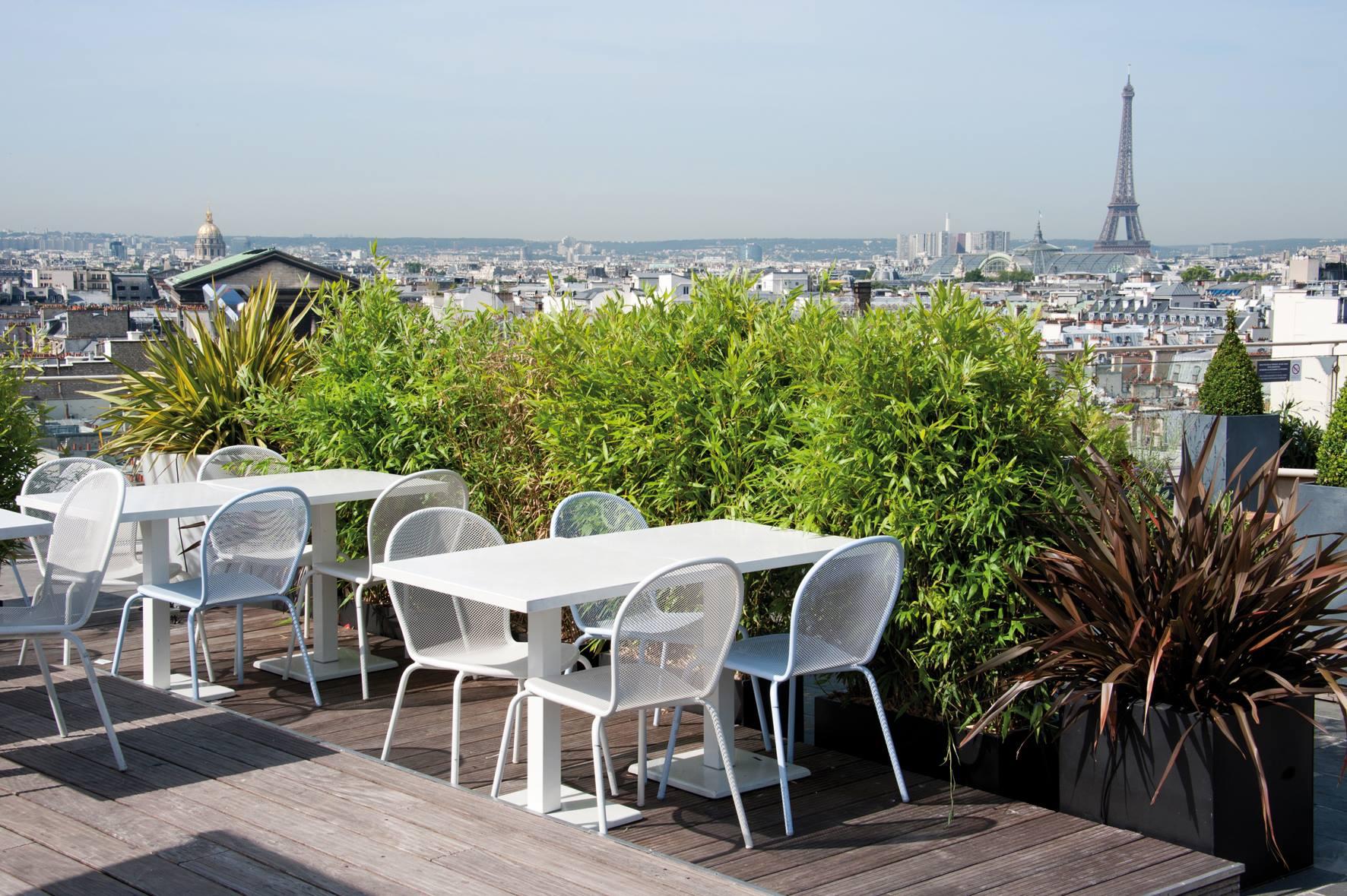 Rooftop - Déli-Cieux - Paris - Toi Toi Mon Toit