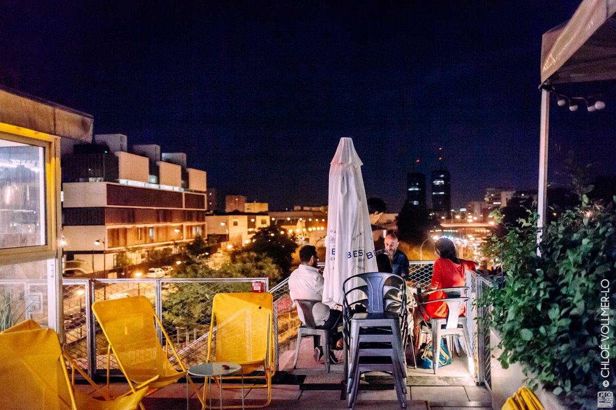 Rooftop - Sur Le Toit - Paris - Toi Toi Mon Toit