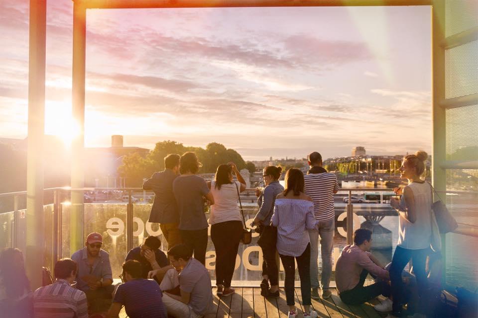 Rooftop - Communion - Paris - Toi Toi Mon Toit