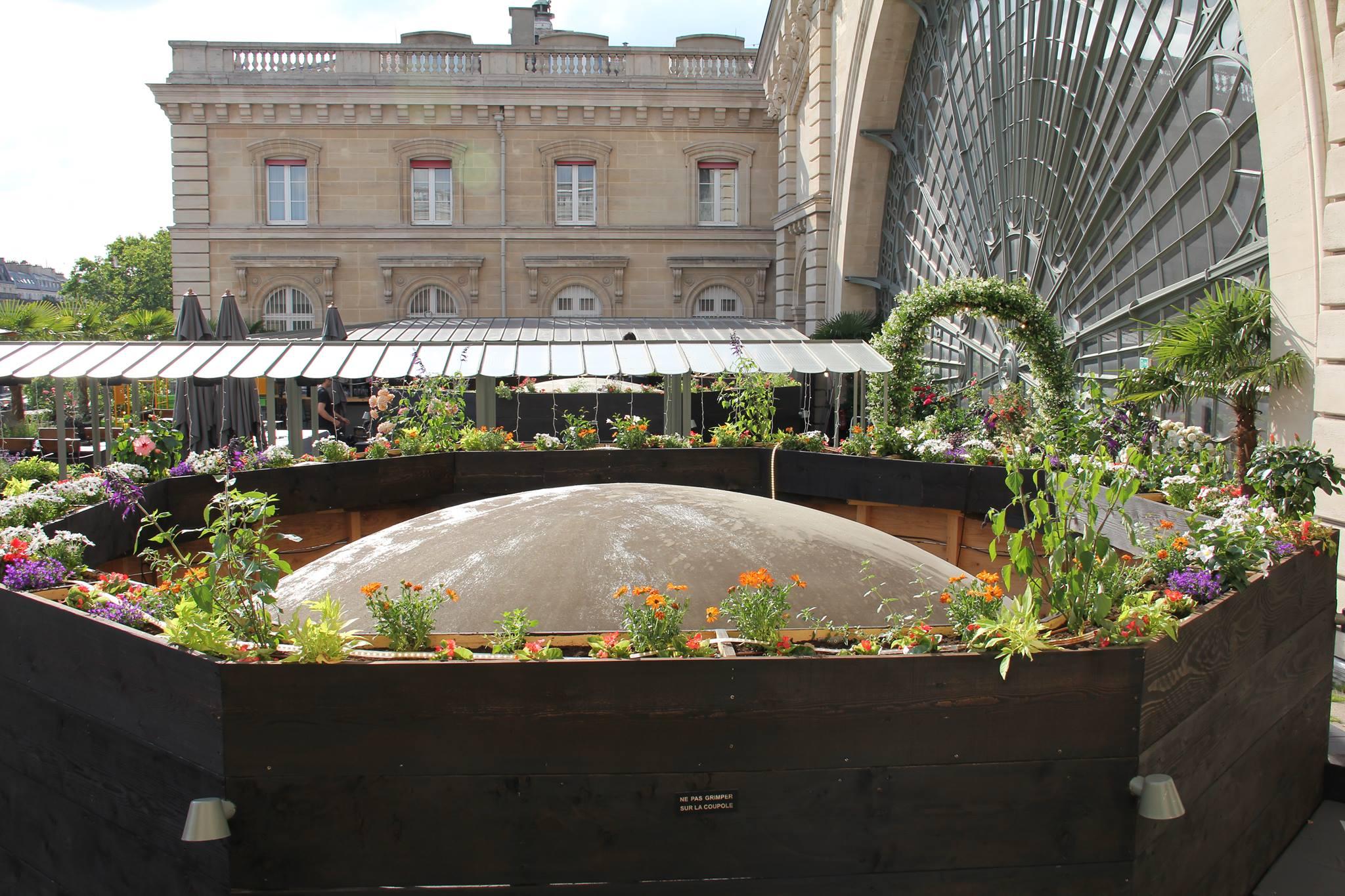 Rooftop - Le Perchoir de l'Est - Paris - Toi Toi Mon Toit