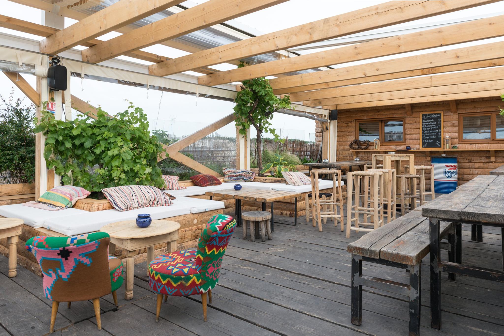 Rooftop - Le Perchoir - Paris - Toi Toi Mon Toit