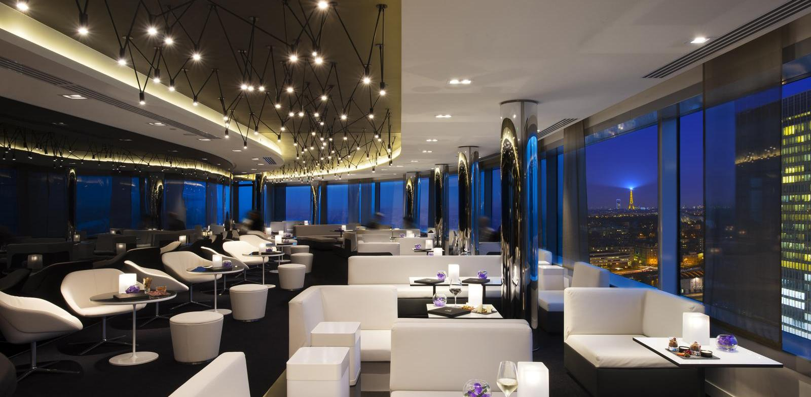 Rooftop - Skyline Bar - Courbevoie - Toi Toi Mon Toit