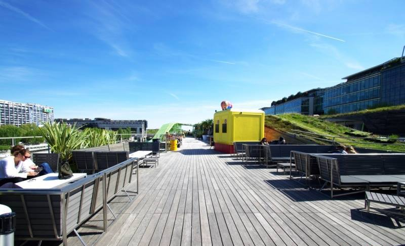 Rooftop - Café Oz Rooftop - Paris - Toi Toi Mon Toit