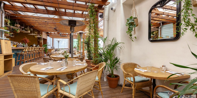 Rooftop - Auteuil Brasserie - Paris - Toi Toi Mon Toit