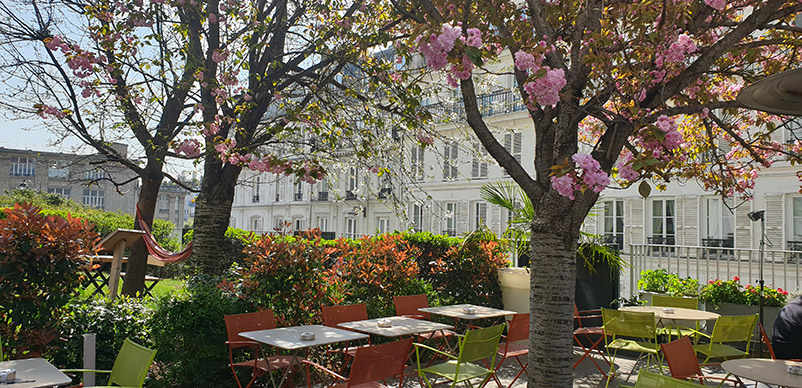 Rooftop - 18.75 Bar Lounge - Paris - Toi Toi Mon Toit