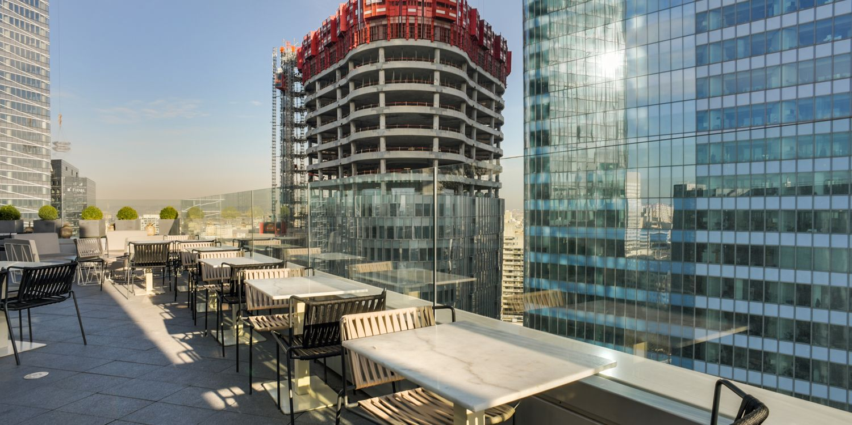 Rooftop - Le Skyline Lounge & Bar - Courbevoie - Toi Toi Mon Toit