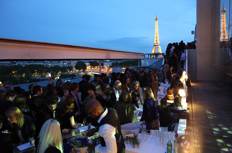 Rooftop - Maison Blanche - Paris - Toi Toi Mon Toit