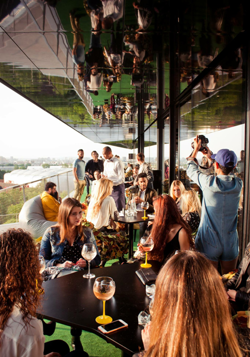 Rooftop - Le Balcon- Paris - Toi Toi Mon Toit
