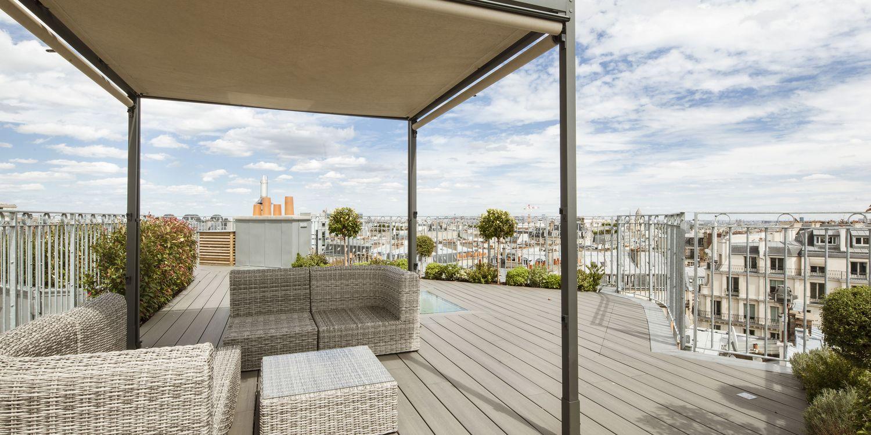 Rooftop - Le Copernic - Paris - Toi Toi Mon Toit