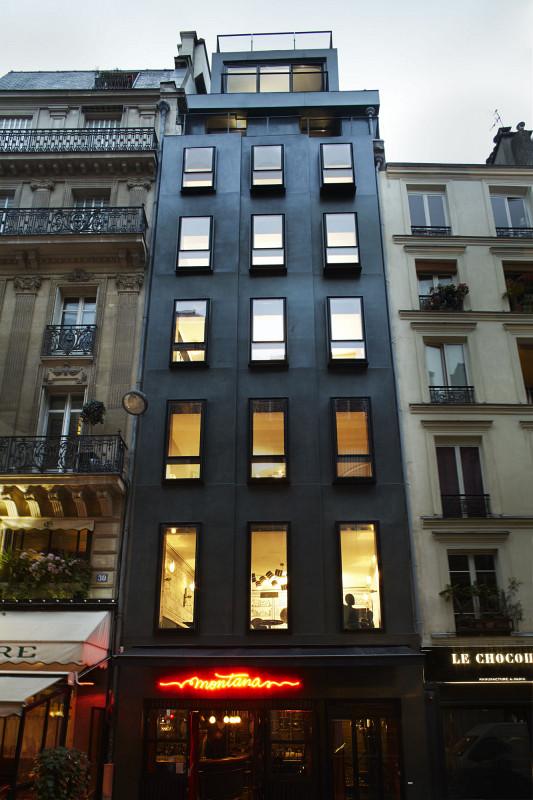 Rooftop - Le Montana - Paris - Toi Toi Mon Toit