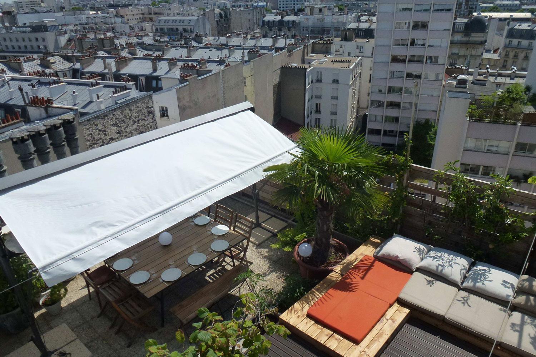 Rooftop - Le Duc - Paris - Toi Toi Mon Toit