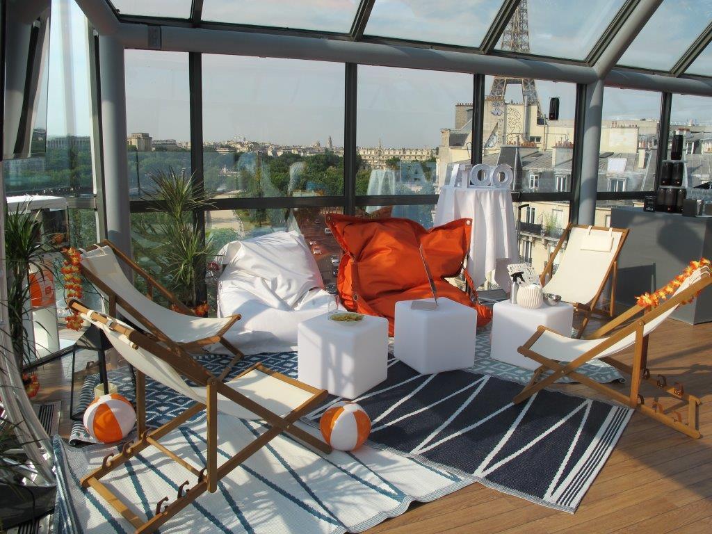 Rooftop - RoofTop 15 - Paris - Toi Toi Mon Toit