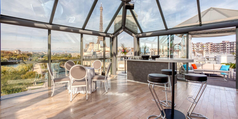 Rooftop - Rooftop Grenelle - Paris - Toi Toi Mon Toit