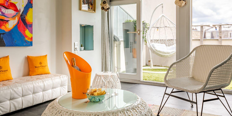 Rooftop - La Suite Piscine - Paris - Toi Toi Mon Toit