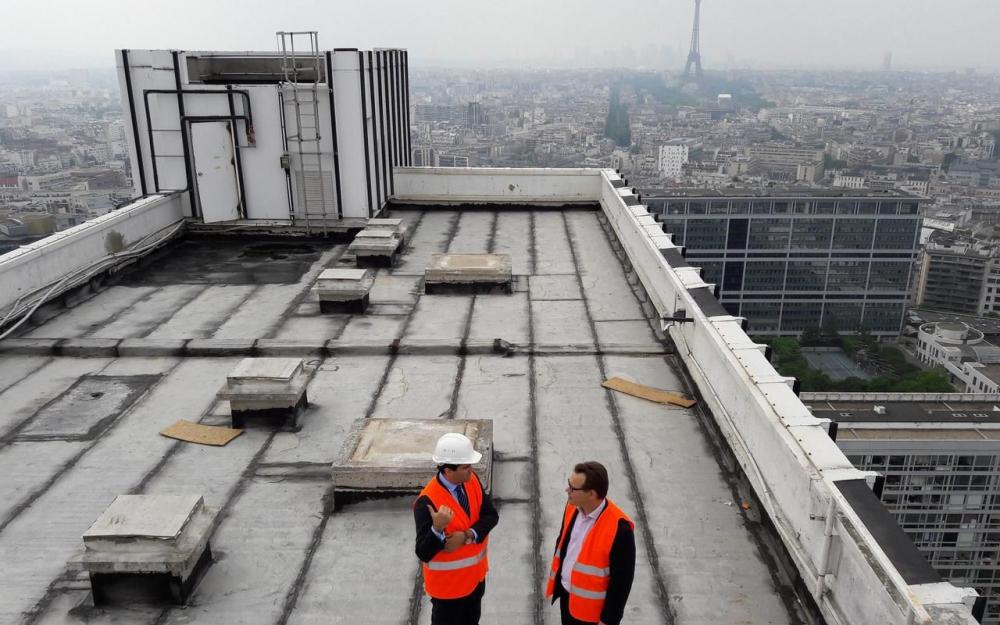 News - Nouveau rooftop Montparnasse 2019 - Toi Toi Mon Toit