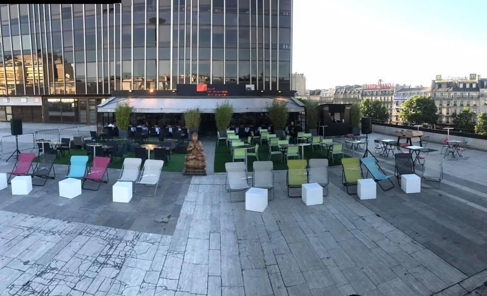 Rooftop - Tout Le Monde En Parle - Paris - Toi Toi Mon Toit