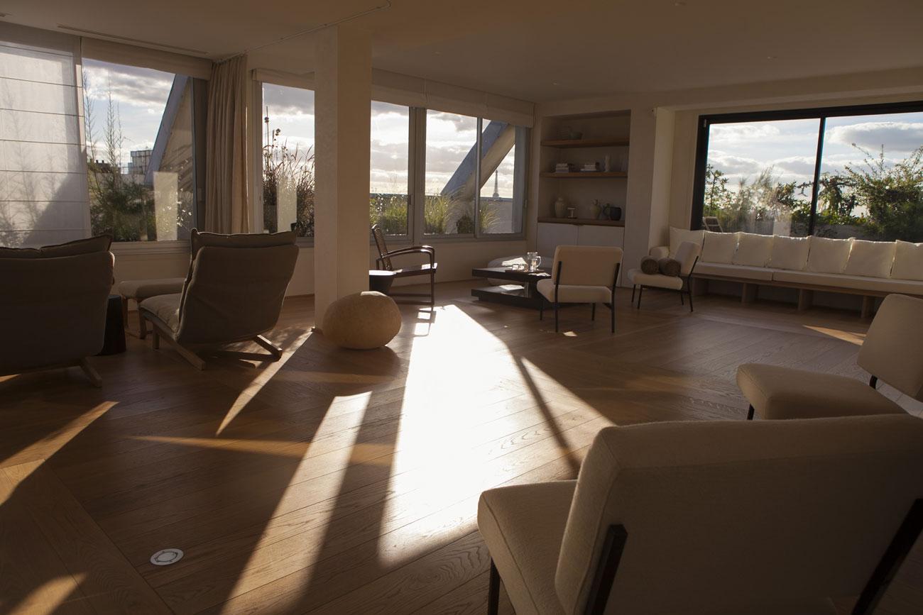 Rooftop - Ladda - Paris - Toi Toi Mon Toit