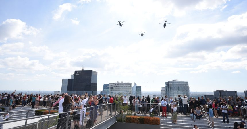 News - Et si vous fêtiez le 14 juillet sur un rooftop - Toi Toi Mon Toit