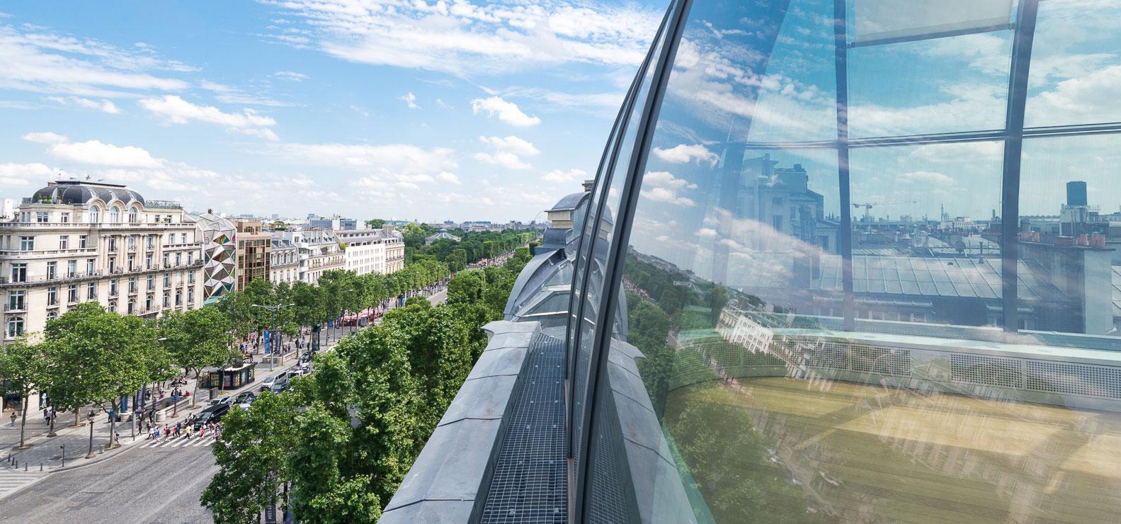 Rooftop - Rooftop Elysées - Paris - Toi Toi Mon Toit