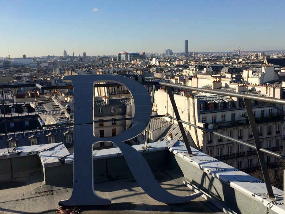 Rooftop - Renaissance République - Paris - Toi Toi Mon Toit