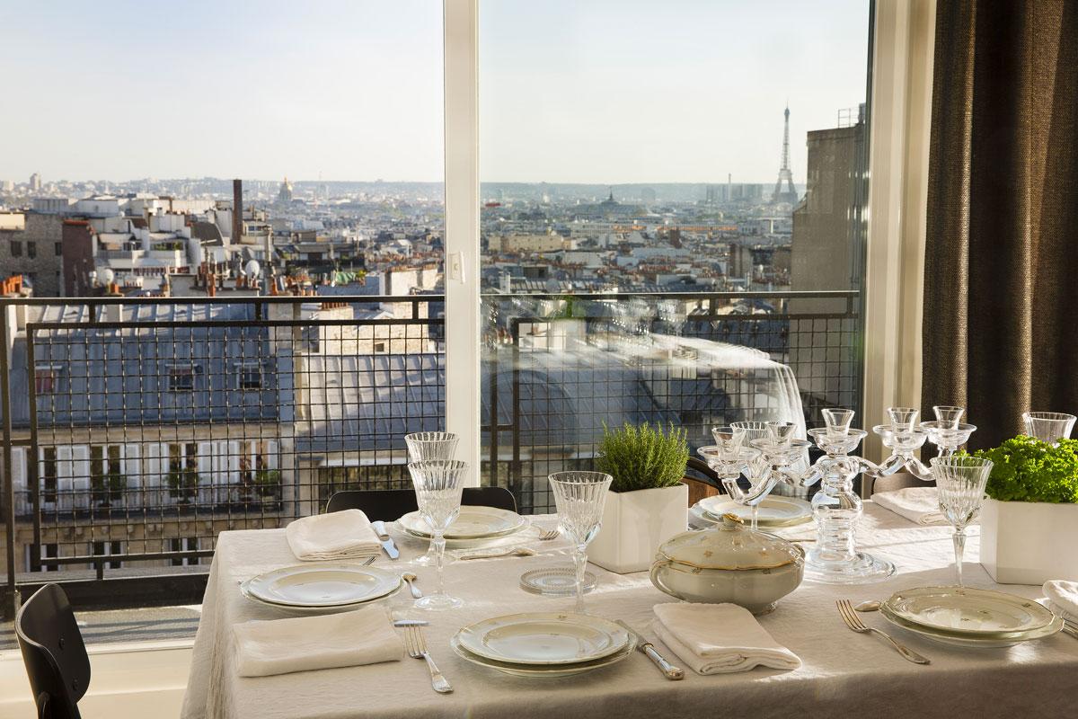 Rooftop - Chez Delphine - Paris - Toi Toi Mon Toit