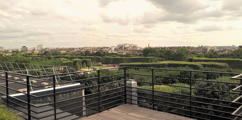 Rooftop - L'Hôtel Particulier du Champs de Mars - Paris - Toi Toi Mon Toit