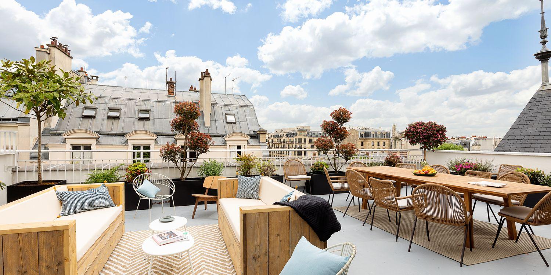 Rooftop - Keeze Champs Élysées : la Volière - Paris - Toi Toi Mon Toit