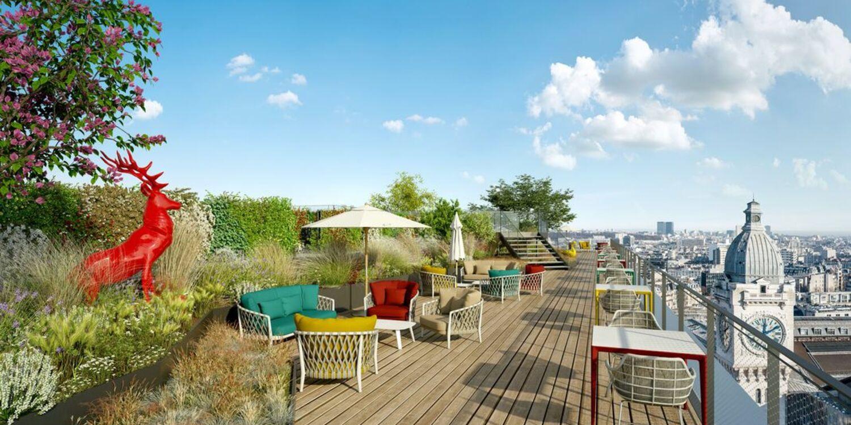 Rooftop - Kluster - Paris - Toi Toi Mon Toit