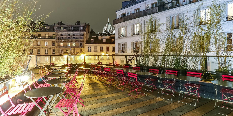 Rooftop - Le Floors - Paris - Toi Toi Mon Toit