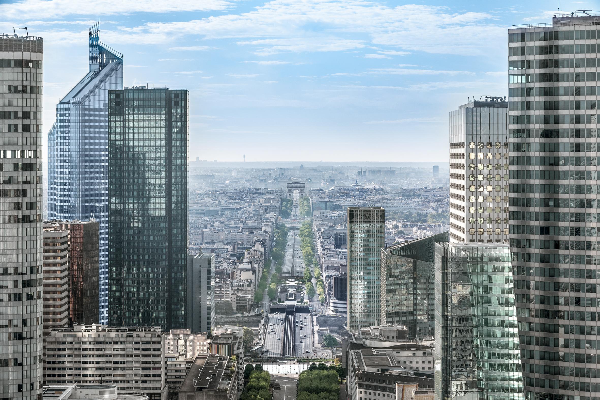 Rooftop - Le Toit de la Grande Arche - Paris - Toi Toi Mon Toit