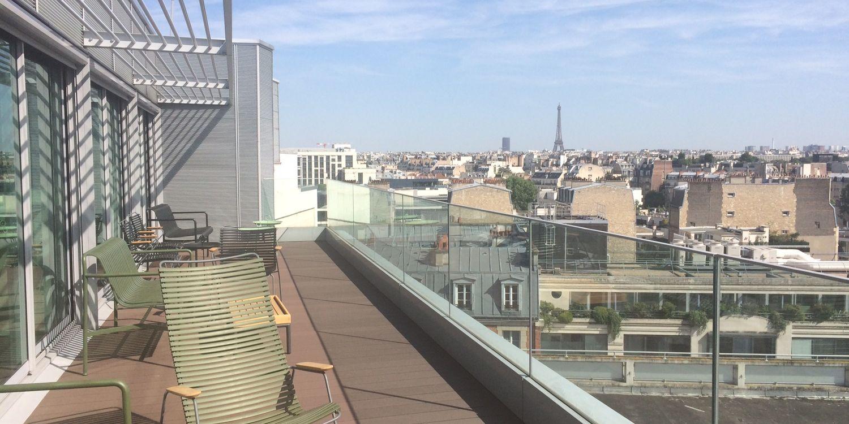 Rooftop - Secondesk Neuilly - Paris - Toi Toi Mon Toit - Paris - Toi Toi Mon Toit