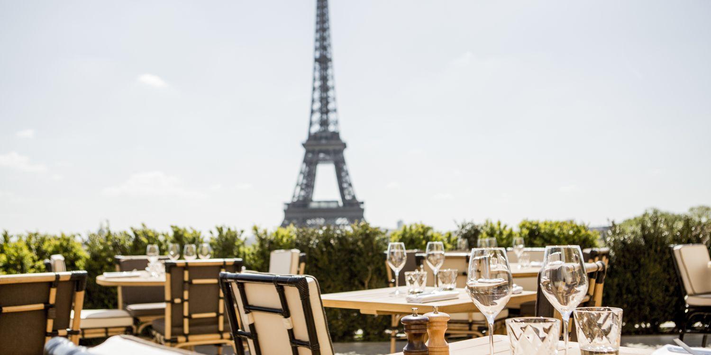 Rooftop - Le Café de l'Homme - Paris - Toi Toi Mon Toit