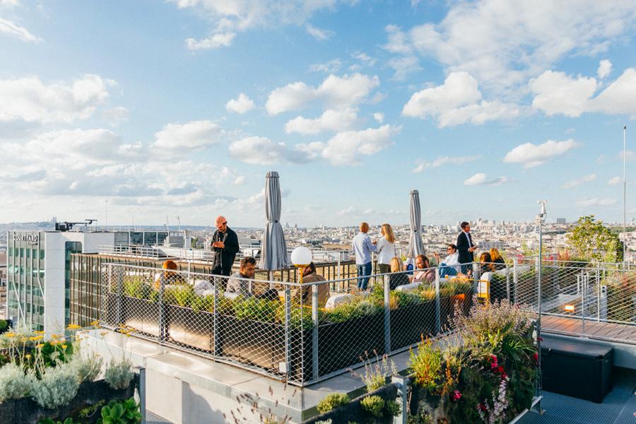 Rooftop - Laho - Paris - Toi Toi Mon Toit