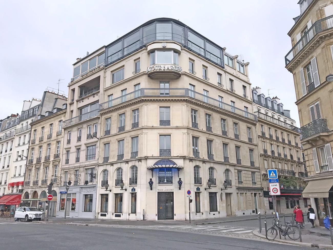 Rooftop - La Tour d'Argent - Paris - Toi Toi Mon Toit