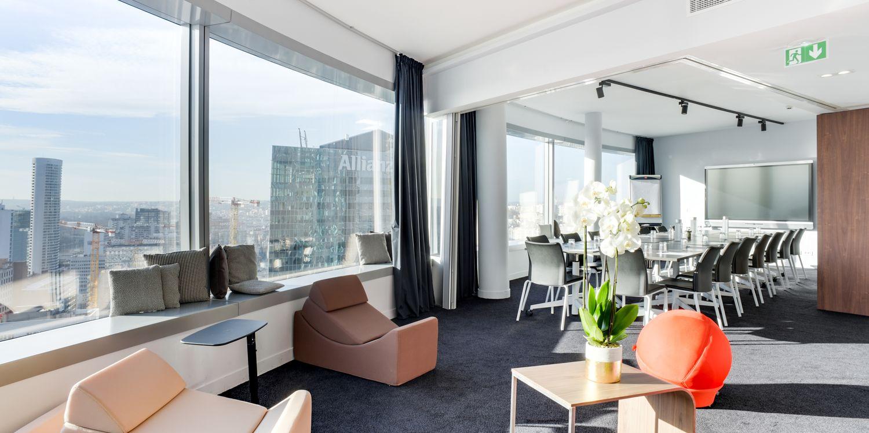 Rooftop - Hôtel Mélia : Salon Eiffel - Paris - Toi Toi Mon Toit