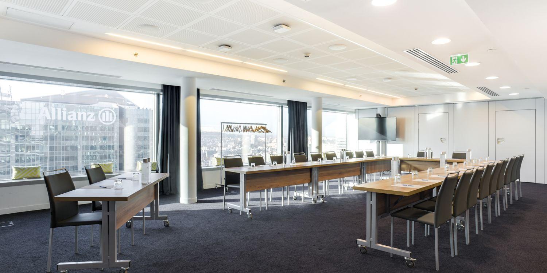 Rooftop - Hôtel Mélia : High Tech Flexy Room - Courbevoie - Toi Toi Mon Toit