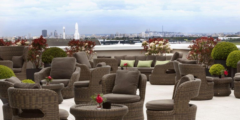 Rooftop - AC Hotel Paris Le Bourget - Le Bourget - Toi Toi Mon Toit