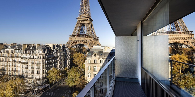 Rooftop - Pullman Paris Tour Eiffel - Paris- Toi Toi Mon Toit