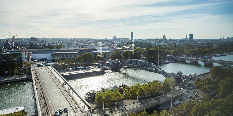 Rooftop - Dernier étage du citizenM Gare de Lyon - Paris- Toi Toi Mon Toit