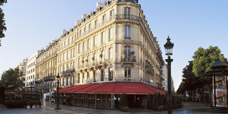 Rooftop - Le Fouquet's - Terrasse François André - Paris - Toi Toi Mon Toit