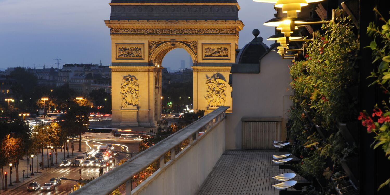 Rooftop - La Maison du Danemark - Paris - Toi Toi Mon Toit
