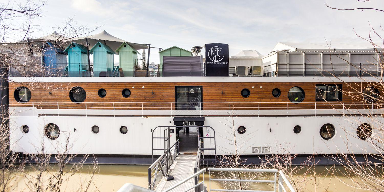 Rooftop - Reef Club : Tribord - Boulogne Billancourt - Toi Toi Mon Toit