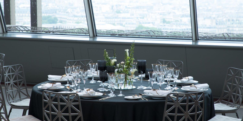 Rooftop - Le Salon Gustave Eiffel - Paris - Toi Toi Mon Toit