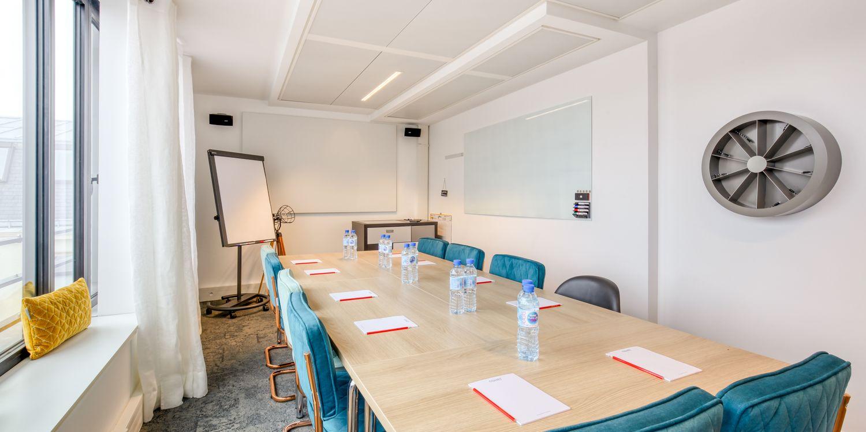 Rooftop - Comet Meetings : Étoile - Paris - Toi Toi Mon Toit