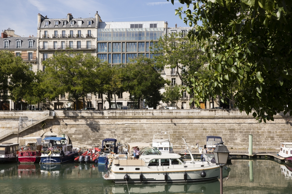 Rooftop - Goralska Résidences Paris Bastille - Paris - Toi Toi Mon Toit