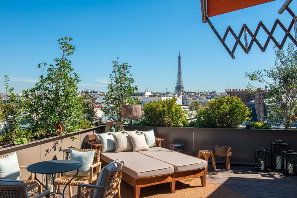 Rooftop - Brach - Paris - Toi Toi Mon Toit