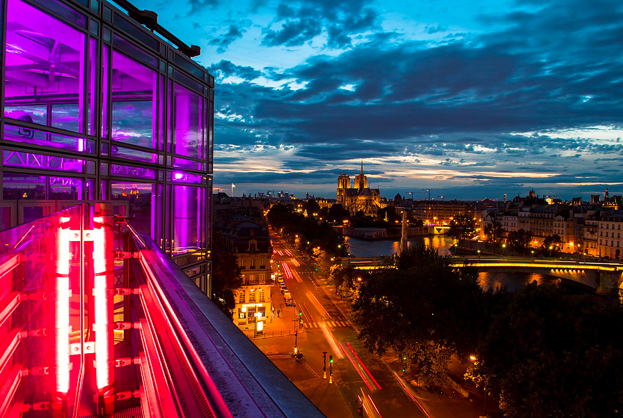 News - Institut du Monde Arabe Rooftop Summer - Toi Toi Mon Toit