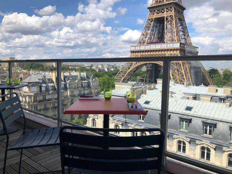 Rooftop - Frame Rooftop - Paris - Toi Toi Mon Toit