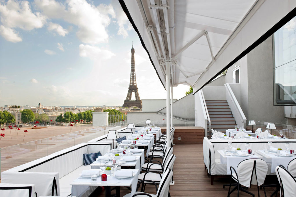 News - Top des rooftops restaurants à Paris - Toi Toi Mon Toit
